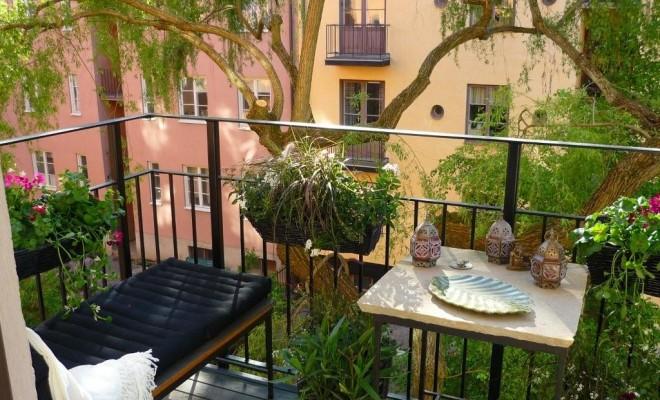 Piccolo Giardino Sul Balcone : Un giardino sul balcone donnastar